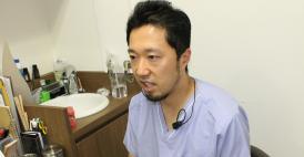 目白ヶ丘デンタルクリニック・矯正歯科 歯科医師 藤澤 將人