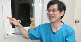 浜島歯科医院 院長 浜島 秀徳