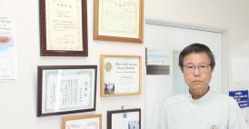 杉の木歯科医院 医療法人社団 栄桜会 理事長 伊藤 哲儀